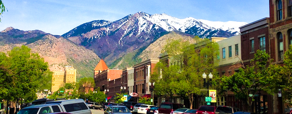 ogden utah mountains