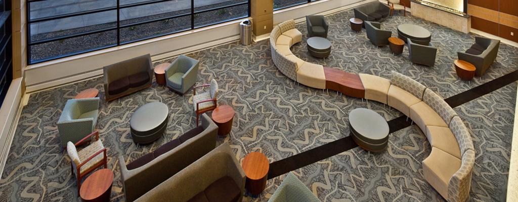 portneuf hospital waiting room commercial carpet