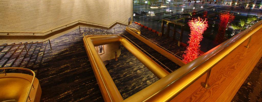 commercial carpet abravanell hall utah 5