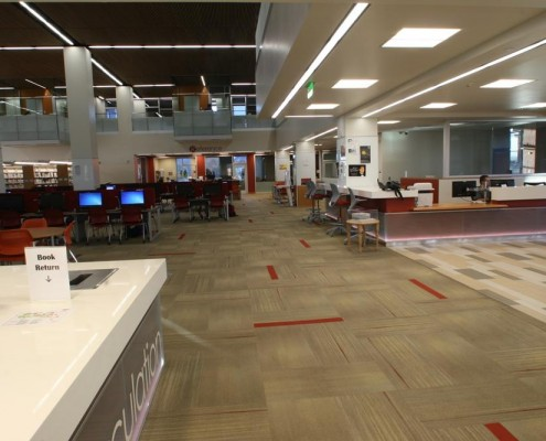 commercial carpet tiles at dixie state utah