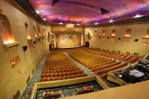 commercial flooring in utah egyptian theatre