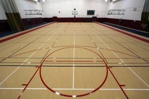 mondo basketball court flooring