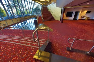 commercial flooring rose wagner performing arts center